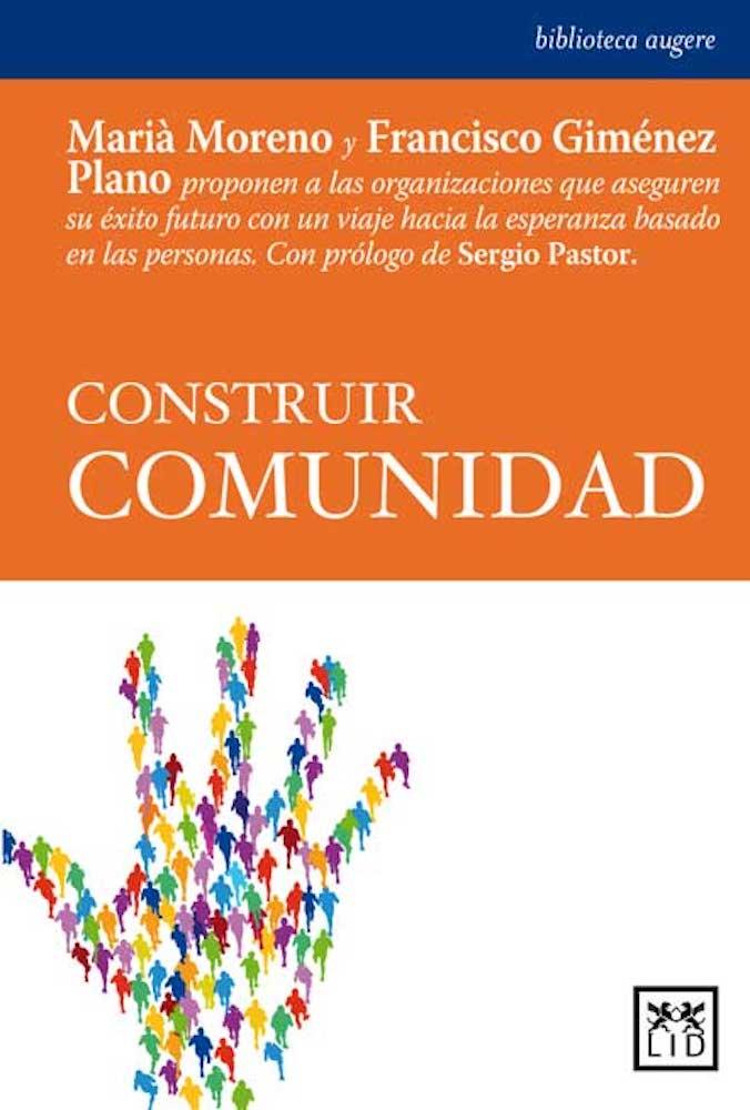 Portada del libro Construir Comunidad