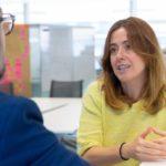 Isabel Fernández Alba explica el estilo de liderazgo en Repsol
