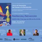 Diálogo Resiliencia y Reinvención –Barcelona–
