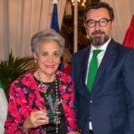 Eva Levi, distinción a la carrera directiva en favor del buen gobierno y la diversidad de género