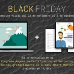 Black Friday Programa Online Augere de Certificación en Mentoring