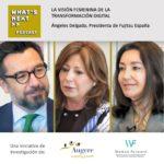 """Podcast – Ángeles Delgado: """"Confianza 3.0"""": crear confianza en torno a la tecnología"""
