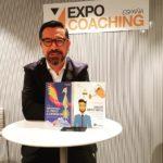 Firma de libros en Expocoaching2020 en el Wanda Metropolitano