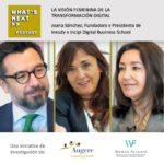 Podcast – Joana Sánchez: ¿Qué liderazgo requiere la transformación digital?