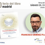 Firma de libros en La Feria del Libro del Madrid, 25 de septiembre, 20h, caseta 57